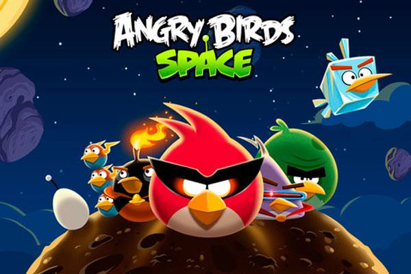 Angry Birds Space ya está en la AppStore