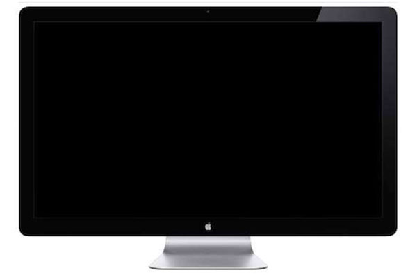 Posible televisor de Apple