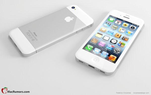 iPhone con pantalla de cuatro pulgadas