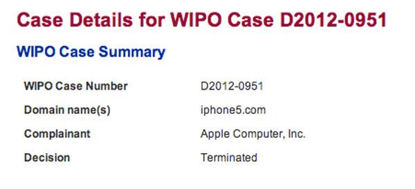 Resolución del caso iPhone5.com