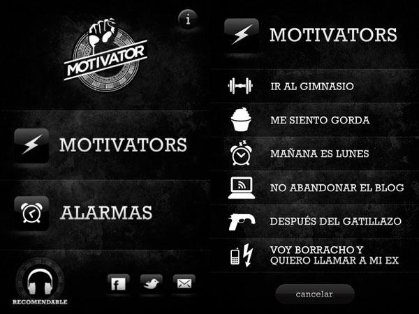 Motivator para iPhone