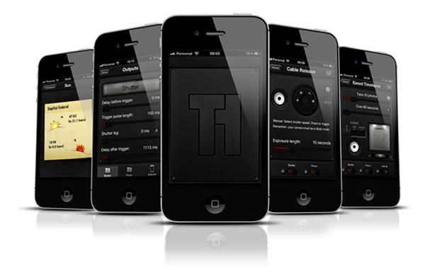 Triggertrap Mobile en iPhone