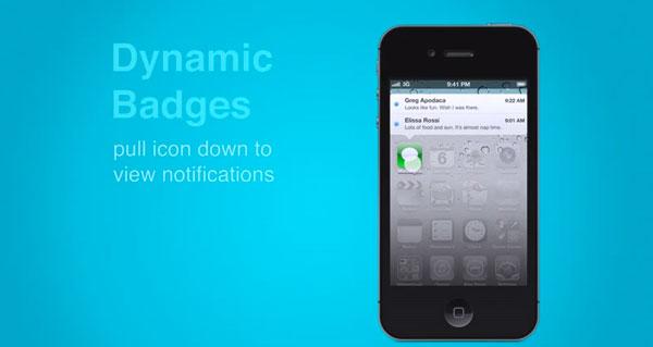 Concepto de Mission Control para iOS