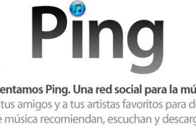 Ping, la red social de Apple