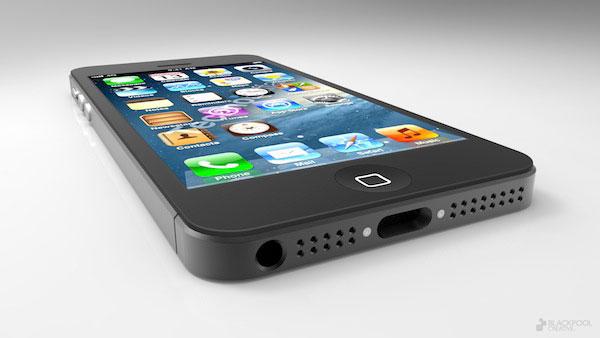 iPhone con dock de 19 pines