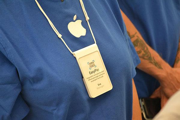 EasyPay Apple Store de Barcelona