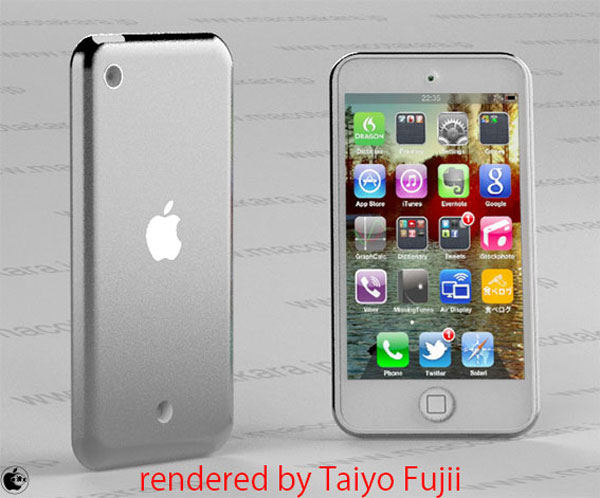 Posible iPod Touch de 5ª generación