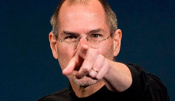 Steve Jobs influyente