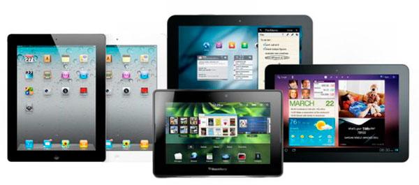 Tim Cook habla del mercado de los tablets