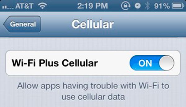 3G con Wifi