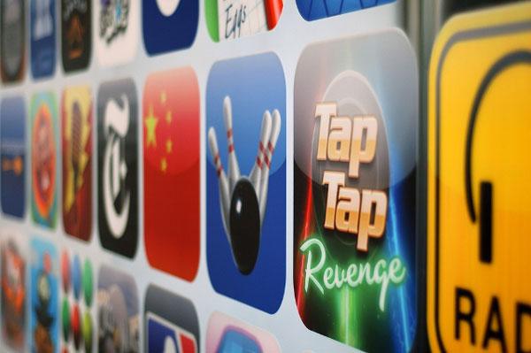 Muchas de las aplicaciones de la AppStore nunca han sido descargadas