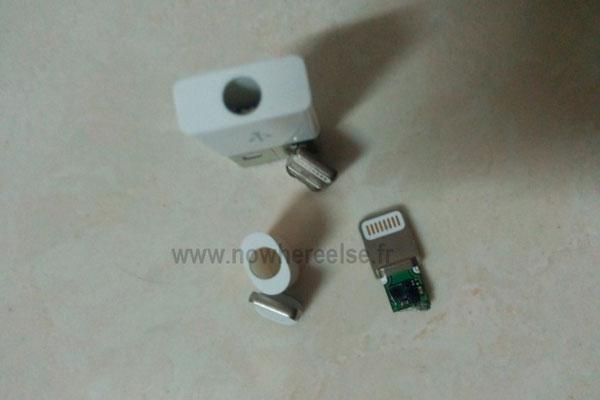 Posible nuevo conector iPhone 5 2