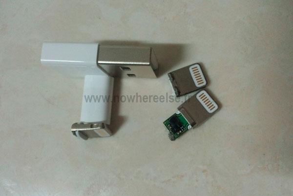 Posible nuevo conector iPhone 5
