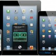 iPad Mini con iPad y iPhone 4S