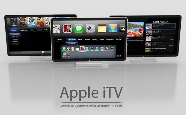 iTV de Apple
