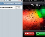 Llamadas con nmero oculto desde un iPhone
