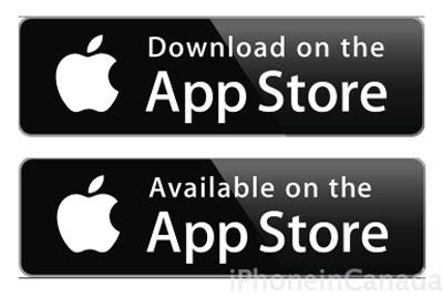 Nuevos botones AppStore