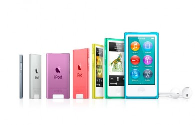 iPod Nano Quinta Generación