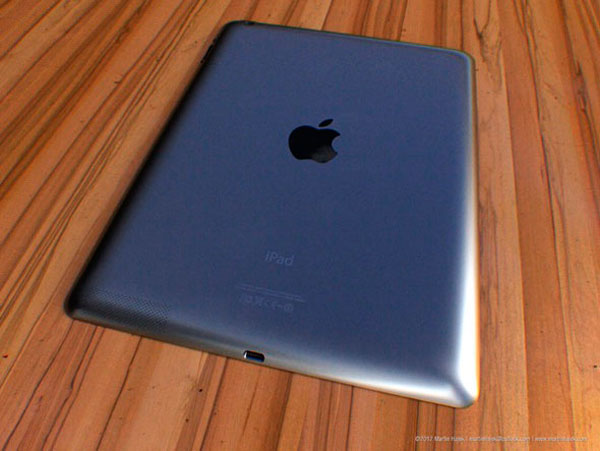 Render del iPad Mini