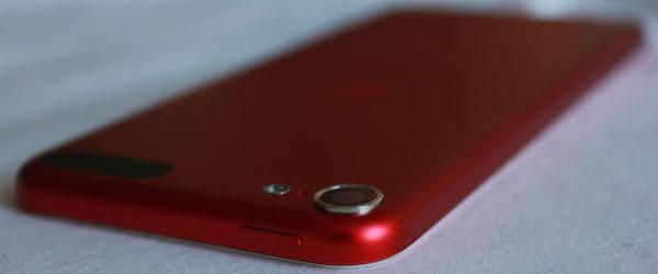 Trasera iPod Touch 5G