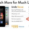 Anuncio Amazon sobre iPad Mini
