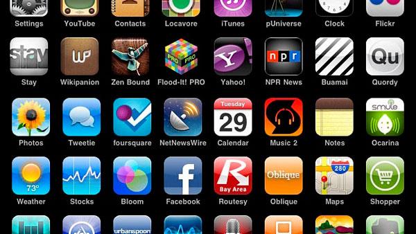Aplicaciones en la App Store