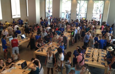 Apple Store Barcelona