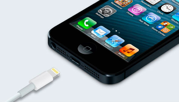 Conector Lightning iPhone