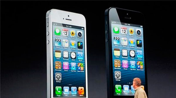 iPhone 5 de Apple