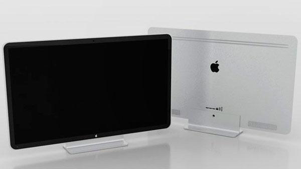 Concepto de iTV de Apple