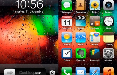 Como hacer capturas de pantallas en iPhone o iPad