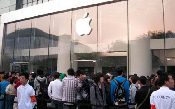 China espera el iPhone 5