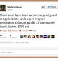 Jailbreak en iOS 6.1
