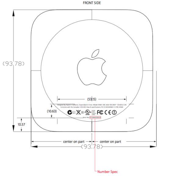 Nuevo AppleTV según FCC
