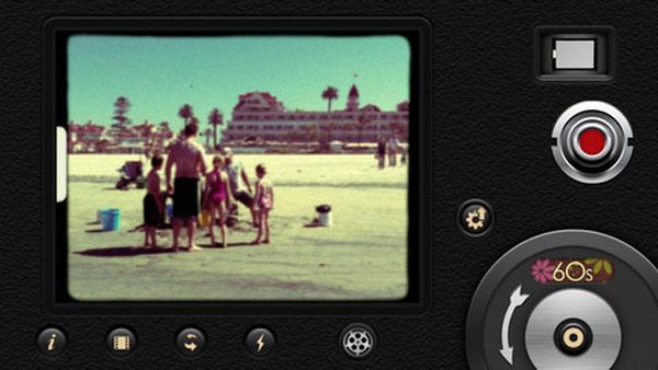 App 8mm Vintage Camera