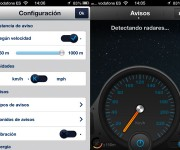 AvisaMe: un estupendo detector de radares para iPhone