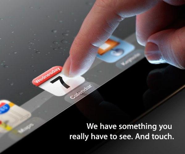 Presentación iPad 3
