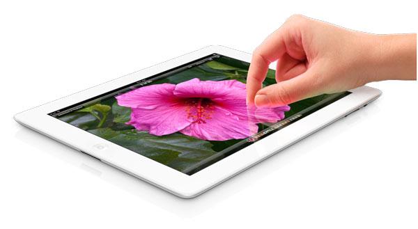 El nuevo iPad: resolucionario