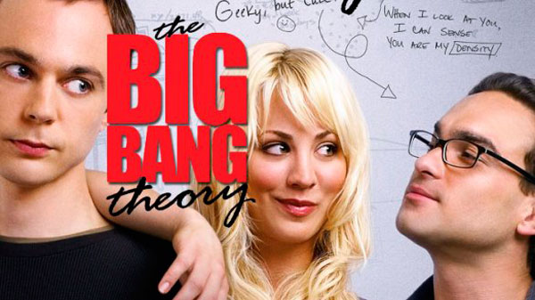 Siri en The Big Bang Theory