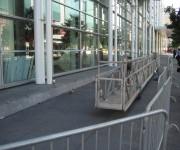 Exteriores Moscone Center WWDC 2012 andamio