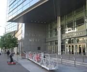 Otra vista de los exteriores del Moscone Center WWDC 2012