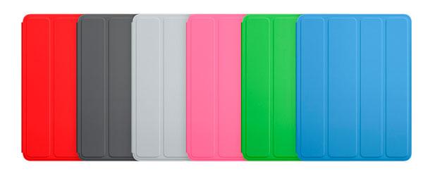 Colores disponibles de Smart Case