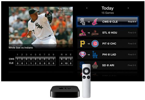 Apple podría llegar a las TV
