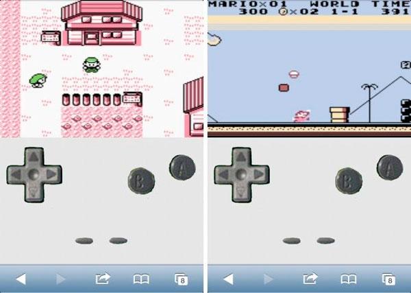 Juegos Nintendo en navegador
