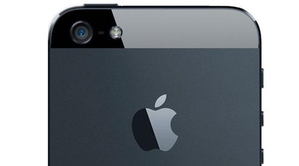 Cámara iPhone 5