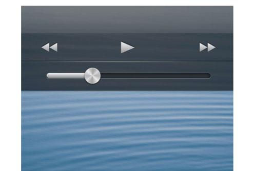 Botones de reproducción en iOS 6.1