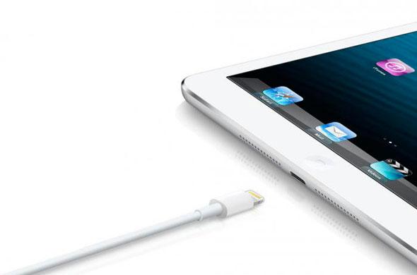 Conector Lightning iPad