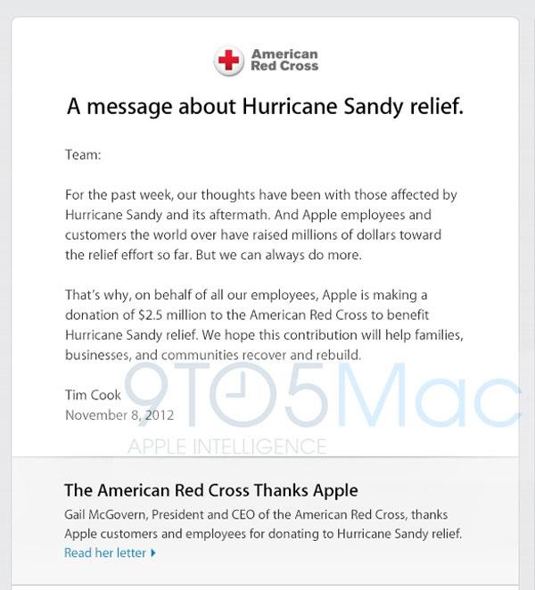 Cruz Roja Apple