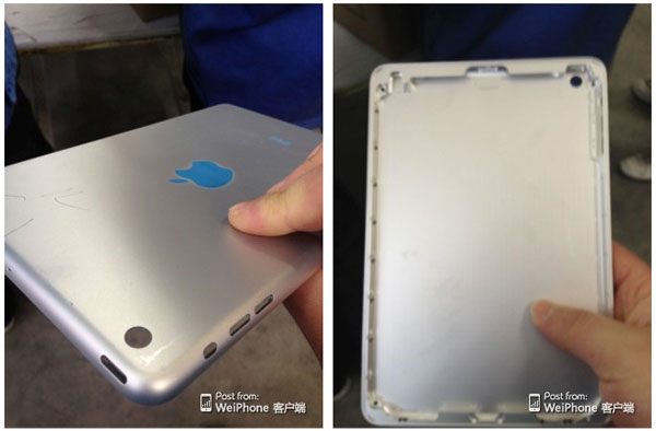 Carcasa iPad mini 2